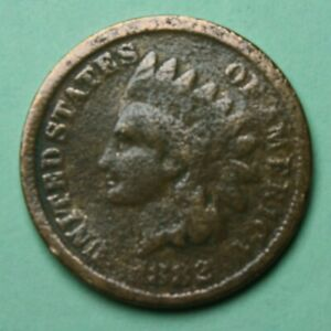 1882  INDIAN HEAD CENT   BL1 19