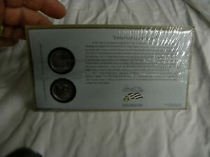 2009 VIRGIN ISLANDS  FIRST DAY COVER   SEALED CELLO   P & D  STATE QUARTER   WB5