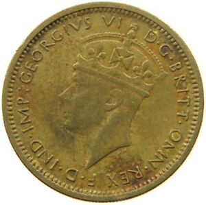 WEST AFRICA 6 PENCE 1938 QC 087