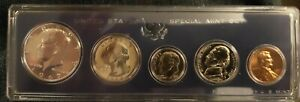 1967 SMS SPECIAL MINT SET 40  SILVER HALF DOLLAR/ ONLY .99CENTS SHIPPING/HDLNG
