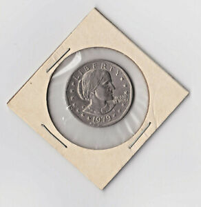 1979 UNCIRCULATED SUSAN B ANTHONY ONE DOLLAR COIN