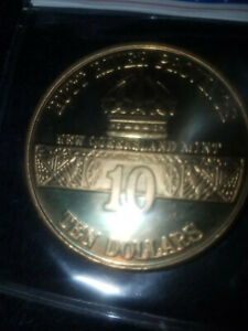 1995 WWII COMMEMORATIVE COIN
