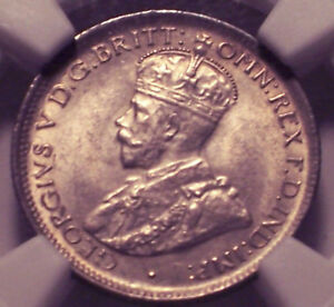 Click now to see the BUY IT NOW Price! BRITISH WEST AFRICA 1919 H GEORGE V SIXPENCE 6 PENCE NGC MS 63. 8 676 000 MINTED