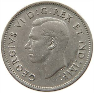 CANADA 5 CENTS 1939 S21 239