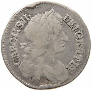 GREAT BRITAIN MAUNDY 4 PENCE 1679 T111 333