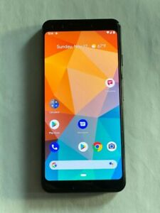 GOOGLE PIXEL 3   64GB   JUST BLACK  FACTORY UNLOCKED    MINT CONDITION