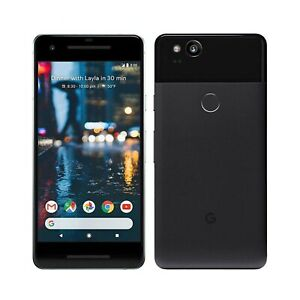 GOOGLE PIXEL 2   64GB   JUST BLACK  UNLOCKED