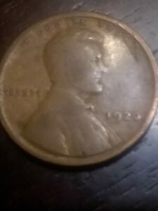 1920 LINCOLN CENT WHEAT PENNY PHILADELPHIA MINT ANTIQUE COLLECTIBLE COIN