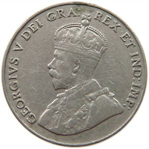 CANADA 5 CENTS 1933 S22 001