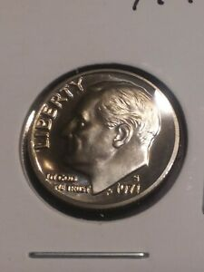 1971 S SAN FRANCISCO ROOSEVELT DIME PROOF COIN COLLECTIBLE
