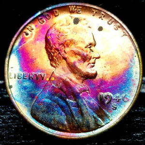 1946 S LINCOLN WHEAT PENNY CENT