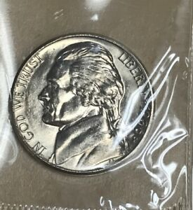 1986 P JEFFERSON NICKEL  BU  BUY 8 GET 60  OFF