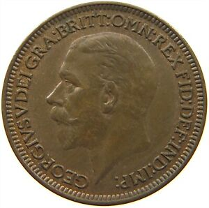 GREAT BRITAIN FARTHING 1936 S29 513
