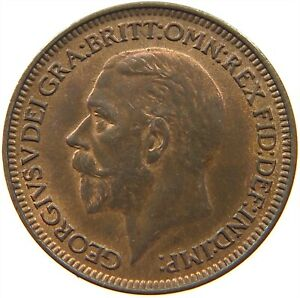 GREAT BRITAIN FARTHING 1936 S29 511