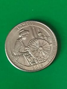 2019 P LOWELL NATIONAL PARK QUARTER  417  BUY 6 GET 40  OFF