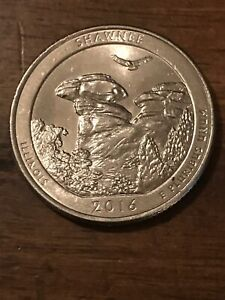 2016 P SHAWNEE NP AMERICA THE BEAUTIFUL QUARTER  BUY 6 GET 40  OFF IN US 518