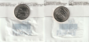 2003 UNCIRCULATED P & D ALABAMA  STATE QUARTERS