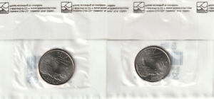 2003 UNCIRCULATED P & D MAINE STATE QUARTERS