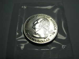 2004 P TEXAS STATE   WASHINGTON STATEHOOD QUARTER IN ORIGINAL MINT CELLO