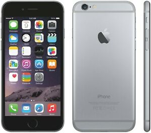 APPLE IPHONE 6S; 32GB; AT&T; SPACE GRAY   NEW