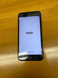 APPLE IPHONE 7 PLUS   128GB   BLACK  VERIZON  W/ BOX