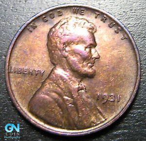 1931 P LINCOLN CENT WHEAT PENNY      MAKE US AN OFFER   B1816