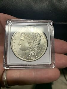 1880 S MORGAN SILVER DOLLAR UNCIRCULATED  LARGE S