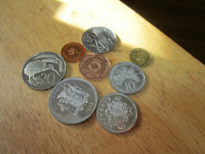 LOT WORLD PROOF COINS