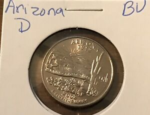 2008 D ARIZONA STATE QUARTER  BUY 6 GET 40  OFF  720