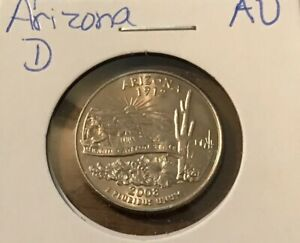 2008 D ARIZONA STATE QUARTER  BUY 6 GET 40  OFF  7201