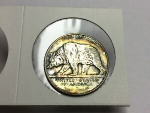 1925 S CALIFORNIA DIAMOND JUBILEE COMMEMORATIVE IN UNCIRCULATED