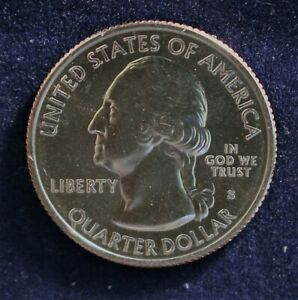 2012 S EL YUNQUE NATIONAL FOREST QUARTER FROM UNCIRCULATED MINT ROLL