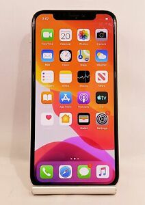 APPLE IPHONE 11 PRO 64GB SILVER AT&T GOOD CONDITION