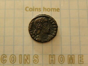COINS HOME ANCIENT ROME 337 340 AD AE4/3 CONSTANTIN II SISCIA MINT LOTOLD62