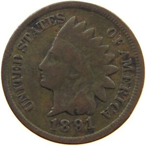 UNITED STATES CENT 1891 A13 361