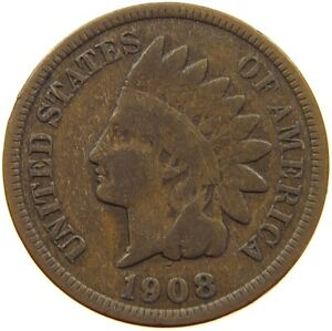 UNITED STATES CENT 1908 A13 319