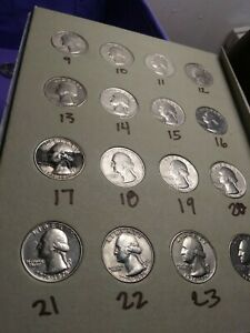 16 MS/STRIKE ERROR BICENTENNIAL QUARTERS PERSONALLY CURATED AND GENUINE