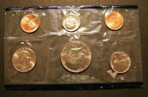 1984 P US UNCIRCULATED MINT SET STILL SEALED IN THE ORIGINAL MINT CELLOPHANE
