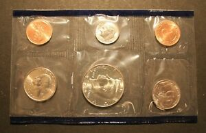 1994 P US UNCIRCULATED MINT SET STILL SEALED IN THE ORIGINAL MINT CELLOPHANE