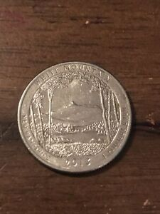 2013 D WHITE MOUNTAIN NP AMERICA THE BEAUTIFUL QUARTER BUY 6 GET 40  OFF 117
