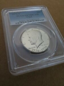 Click now to see the BUY IT NOW Price! 1976 1987 S CLAD 12 COIN RUN KENNEDY JFK HALF DOLLAR PROOF PCGS PR70DCAM 50C