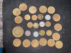 OLD TOKENS LOT