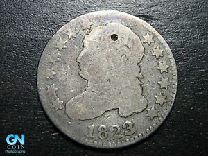 1823 CAPPED BUST DIME      MAKE US AN OFFER   B2296