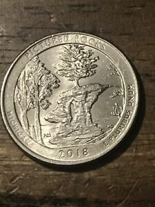 2018 P PICTURED ROCKS NP AM THE BEAUTIFUL QUARTER BUY 6 GET 40  OFF 21725