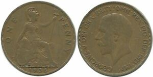 PENNY 1936 UK GREAT BRITAIN COIN AG887.1.U