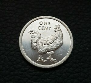 2003 COOK ISLANDS 1 CENT COIN