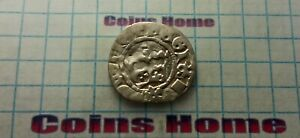 COINS HOME CIRCULATED MEDIEVAL POLAND LITHUANIA 1/2 GRCH LOT727922 UNGRADED