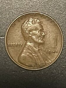 Click now to see the BUY IT NOW Price! 1941 WHEAT PENNY. NO MINT.