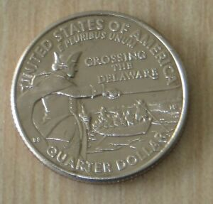 2021P CROSSING THE DELAWARE QUARTER  21E  ADD TO YOUR COLLECTION