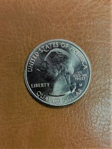 2019 WEST POINT CIRCULATED LOWELL QUARTER   W/ DEFECTIVE PLANCHET MINT ERROR